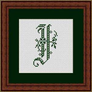 """Letter IJ """"Beauvais"""""""
