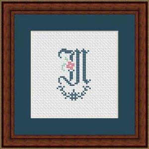 """Letter M """"Douai"""""""