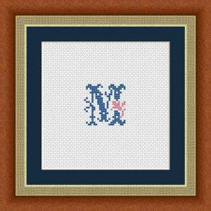 """Letter M """"Issoire"""""""
