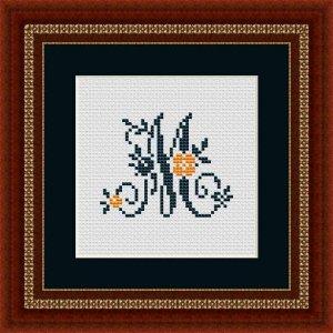 """Letter M """"Josselin"""""""