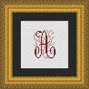 """Letter A """"Alexej"""""""