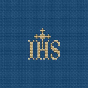 "Christogram ""IHS"""