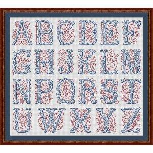 """Set 23 Letters """"Fréjus"""""""