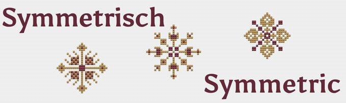 Symmetrisch